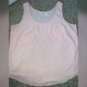 XL Faded Glory Tank Top